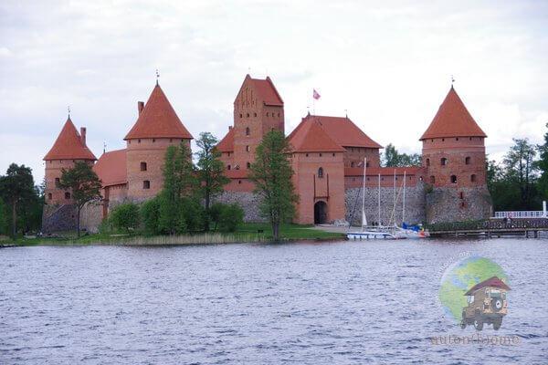 Lituanie et Lettonie