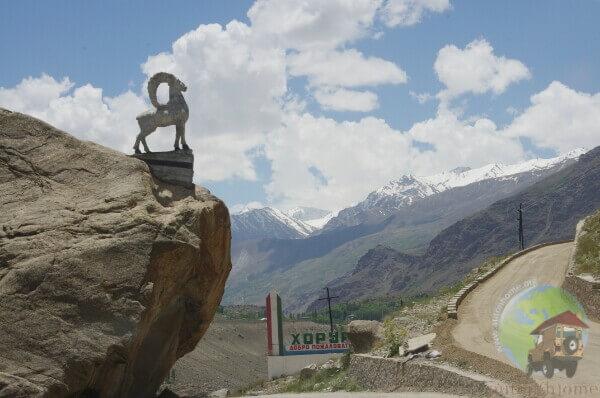 Tadjikistan : M41 ou Pamir Highway