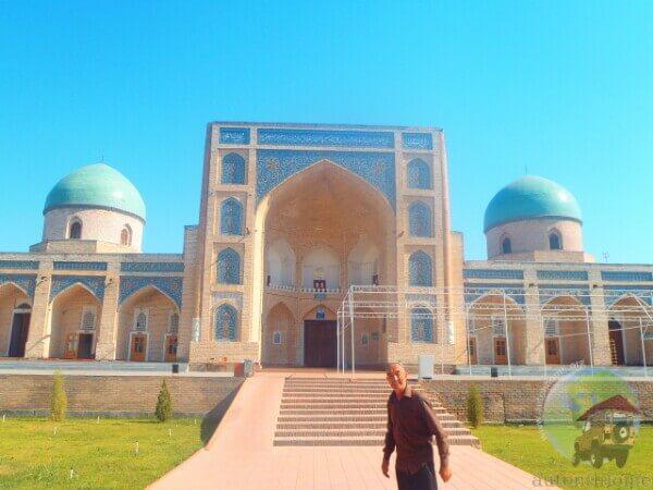 Ouzbékistan : Ferghana et alentours…