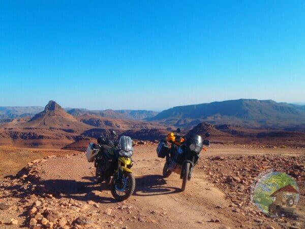 Maroc : un petit tour et puis…