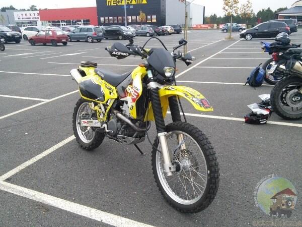 Voyager en moto